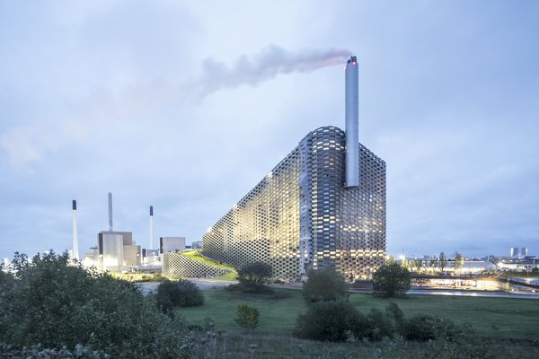 You Can Ski All Year Round at Denmark's New Power Plant
