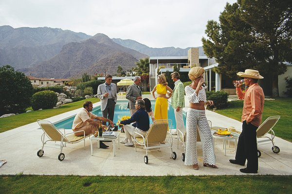This Affordable Wall Art Website Has a Treasure Trove of Slim Aarons Prints