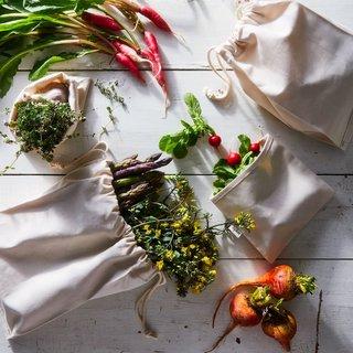 Àplat Re-Usable Cotton Food Storage Bags