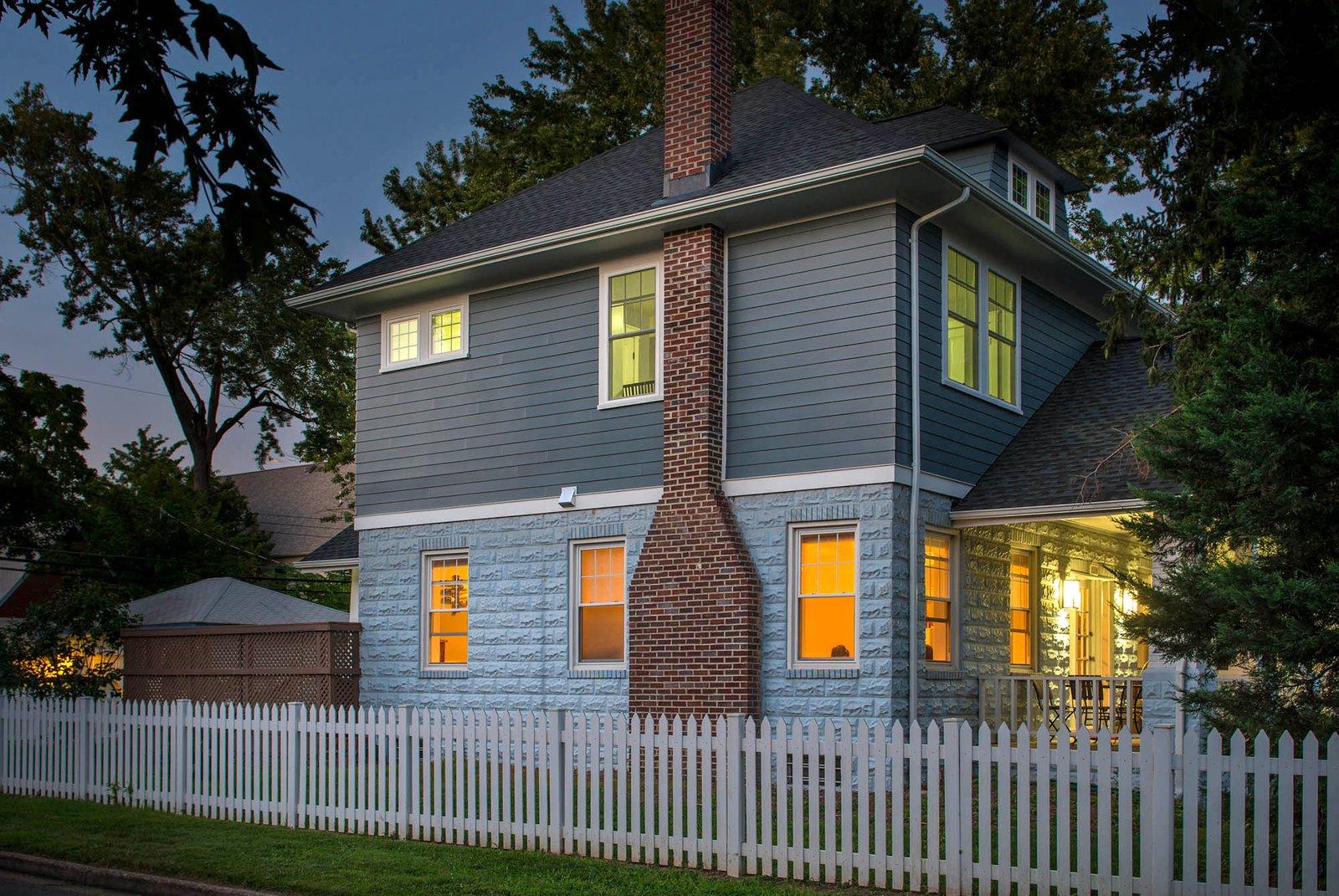 WINN Design + Build modular home exterior
