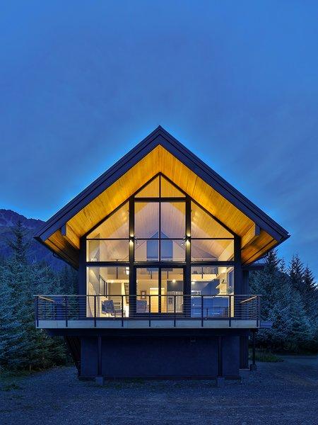 Alaska Surf Shack Modern Home In Seward Alaska By Studio Zerbey On Dwell