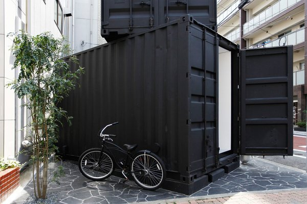 Where to Buy a Shipping Container - Dwell