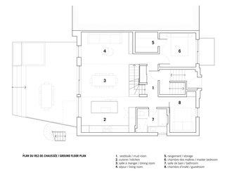 Bessborough House Ground Floor Plan