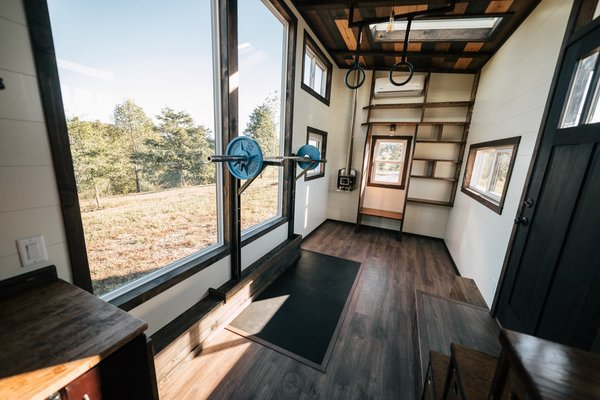 How to design a home gym dwell
