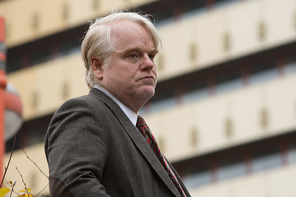 Philip Seymour Hoffman is <em>A Most Wanted Man</em>