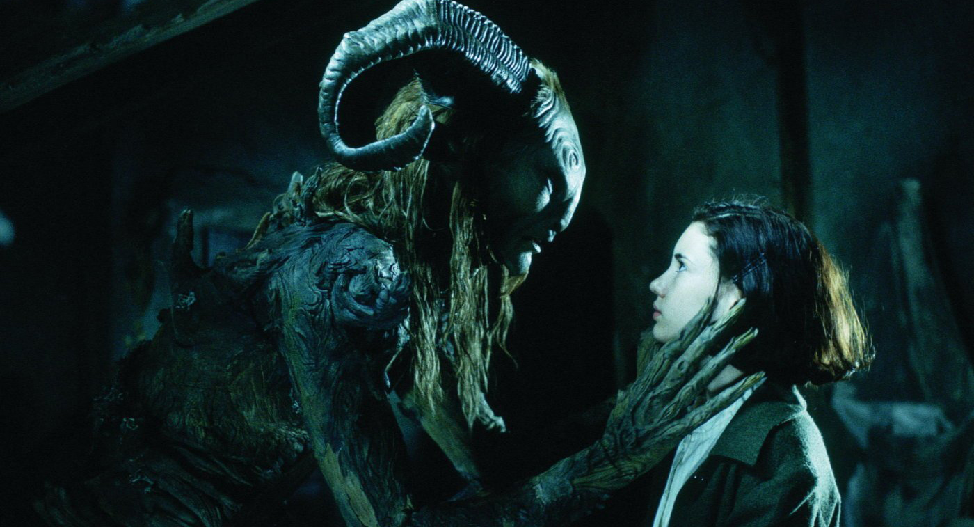 Del Toro's imagination is on display in <em>Pan's Labyrinth</em>