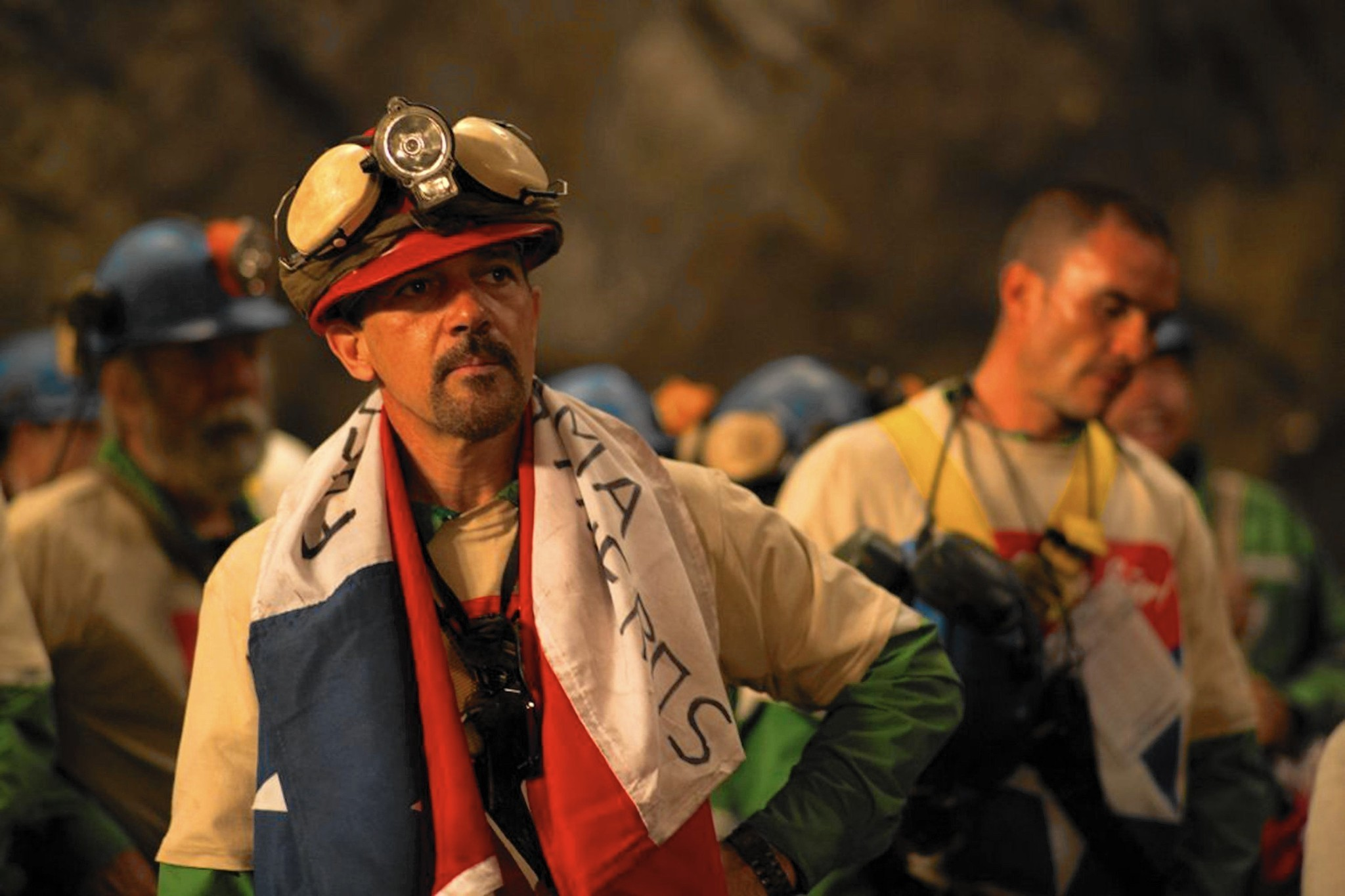 Antonio Banderas stars in Patricia Riggen's <em>The 33</em>