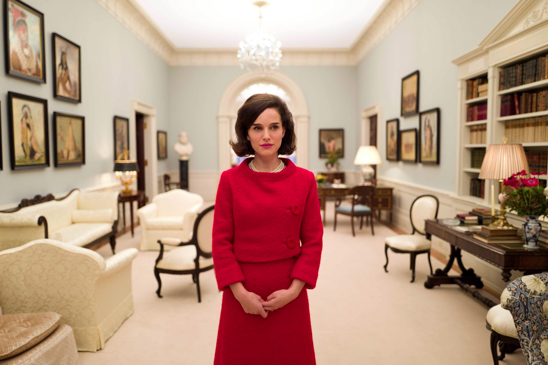 Natalie Portman in <em>Jackie</em>