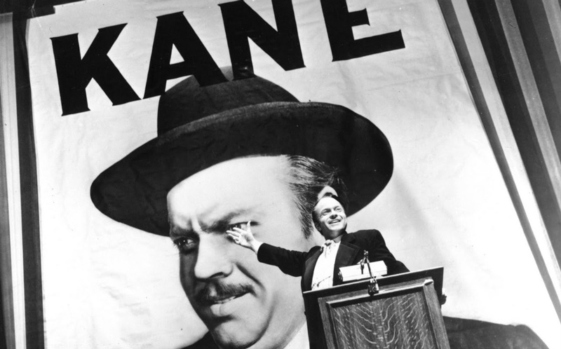 Orson Welles brings a new theatricality to film with <em>Citizen Kane</em>