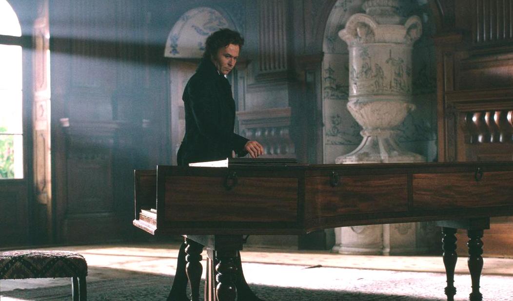 Gary Oldman as Beethoven in <em>Immortal Beloved</em>