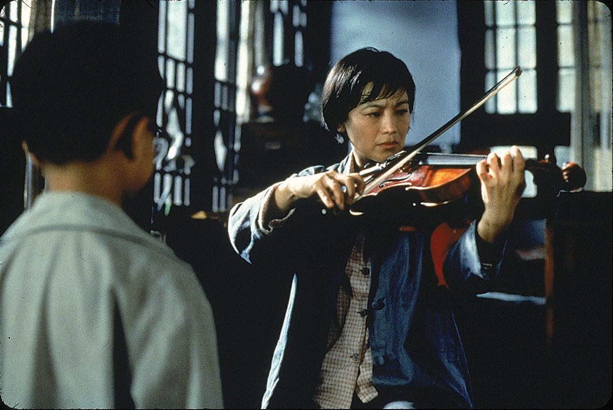 Sylvia Chang in <em>The Red Violin</em>
