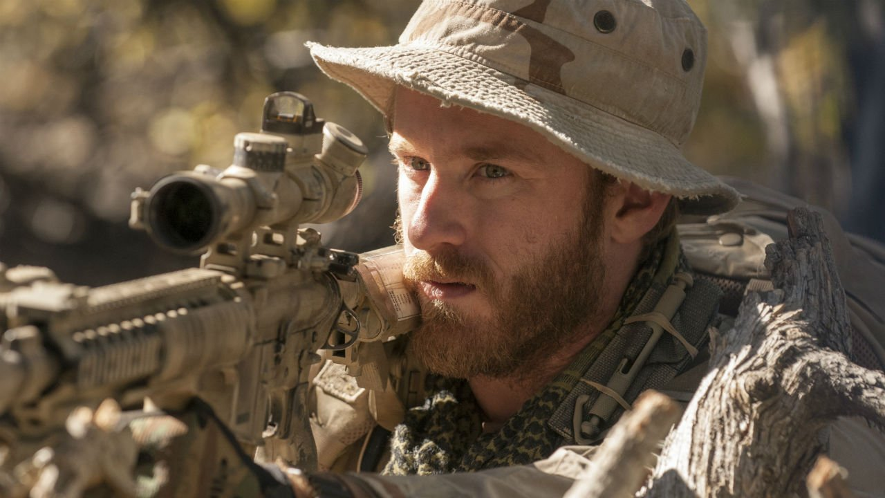 Ben Foster in <em>Lone Survivor</em>