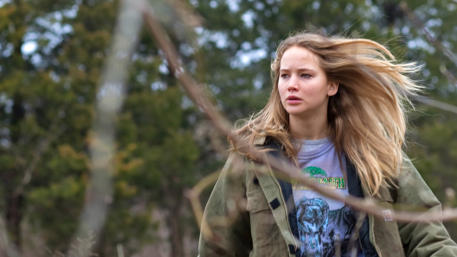 Jennifer Lawrence broke out <em>Winter's Bone</em>