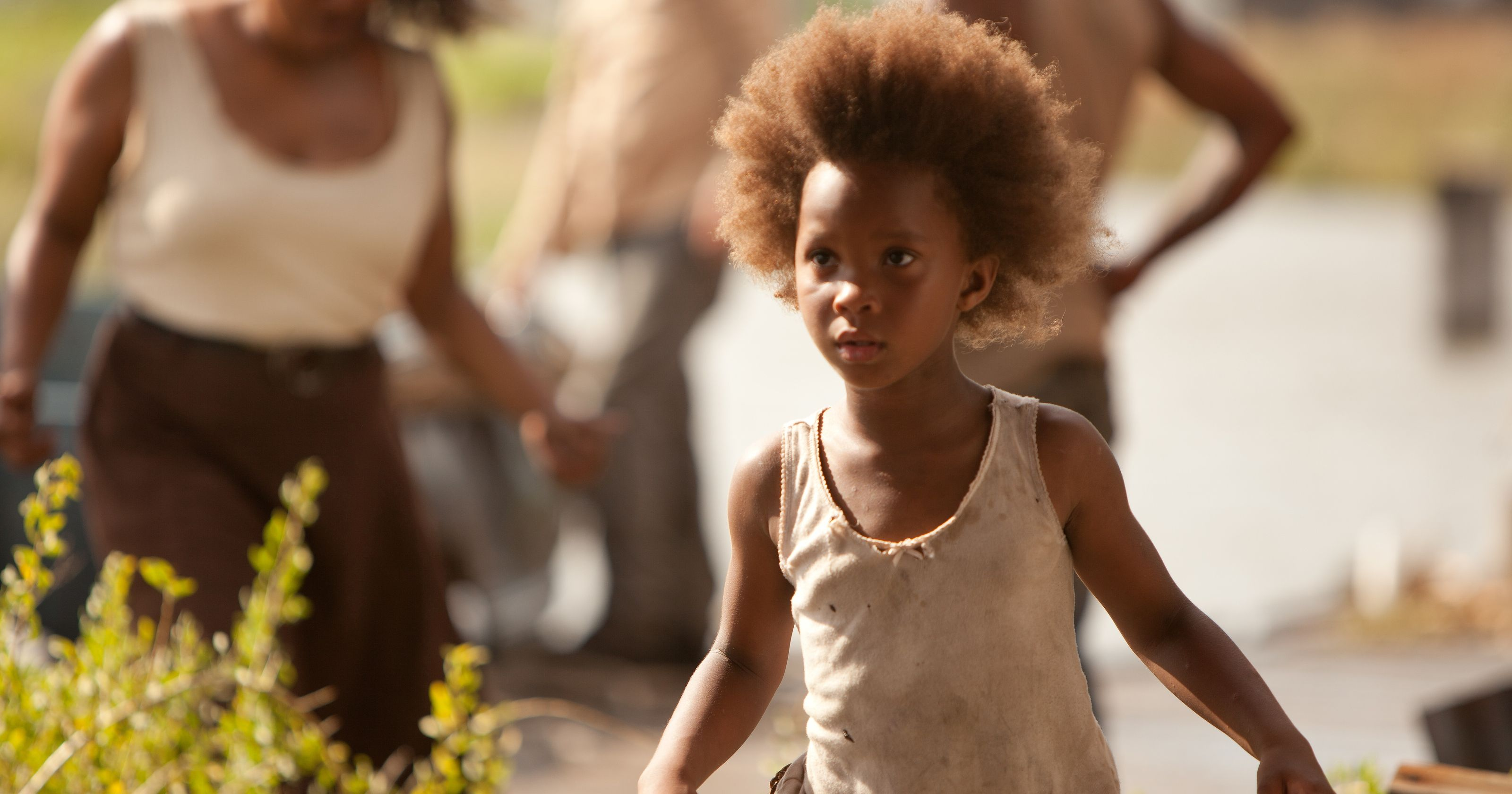 Quvenzhané Wallis becomes the face of <em>Beasts of the Southern Wild</em>
