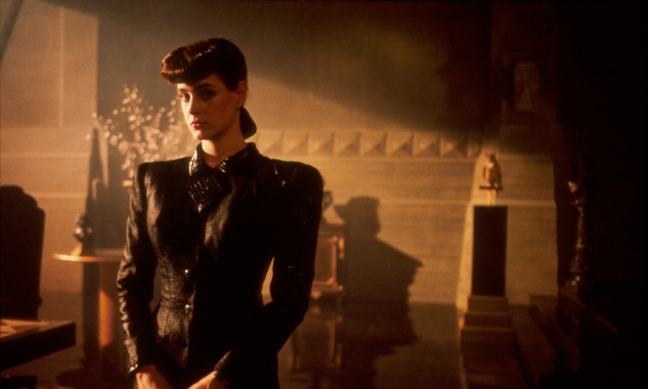 Sean Young in <em>Blade Runner</em>