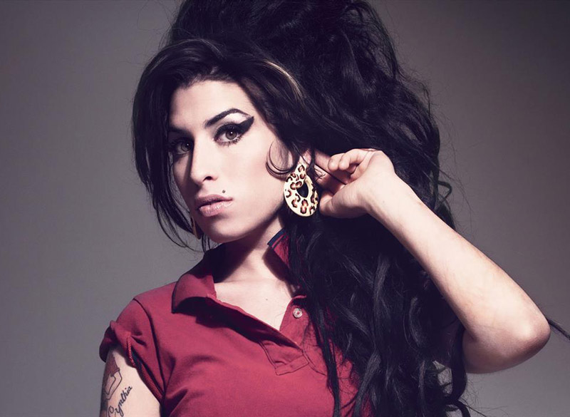 Amy Winehouse in <em>Amy</em>