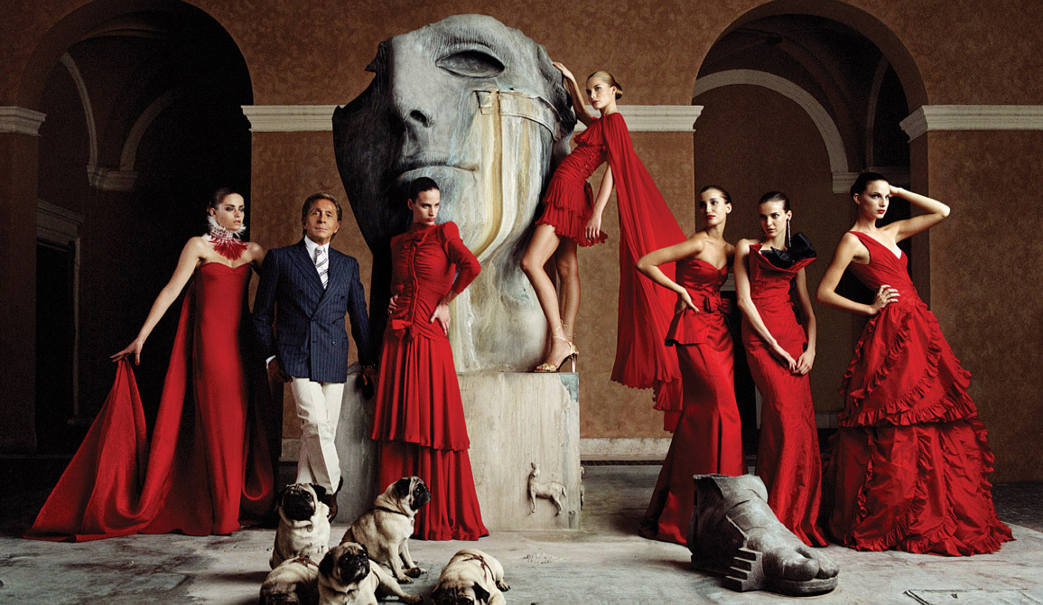 Valentino reigns supreme in <em>Valentino: The Last Emperor</em>