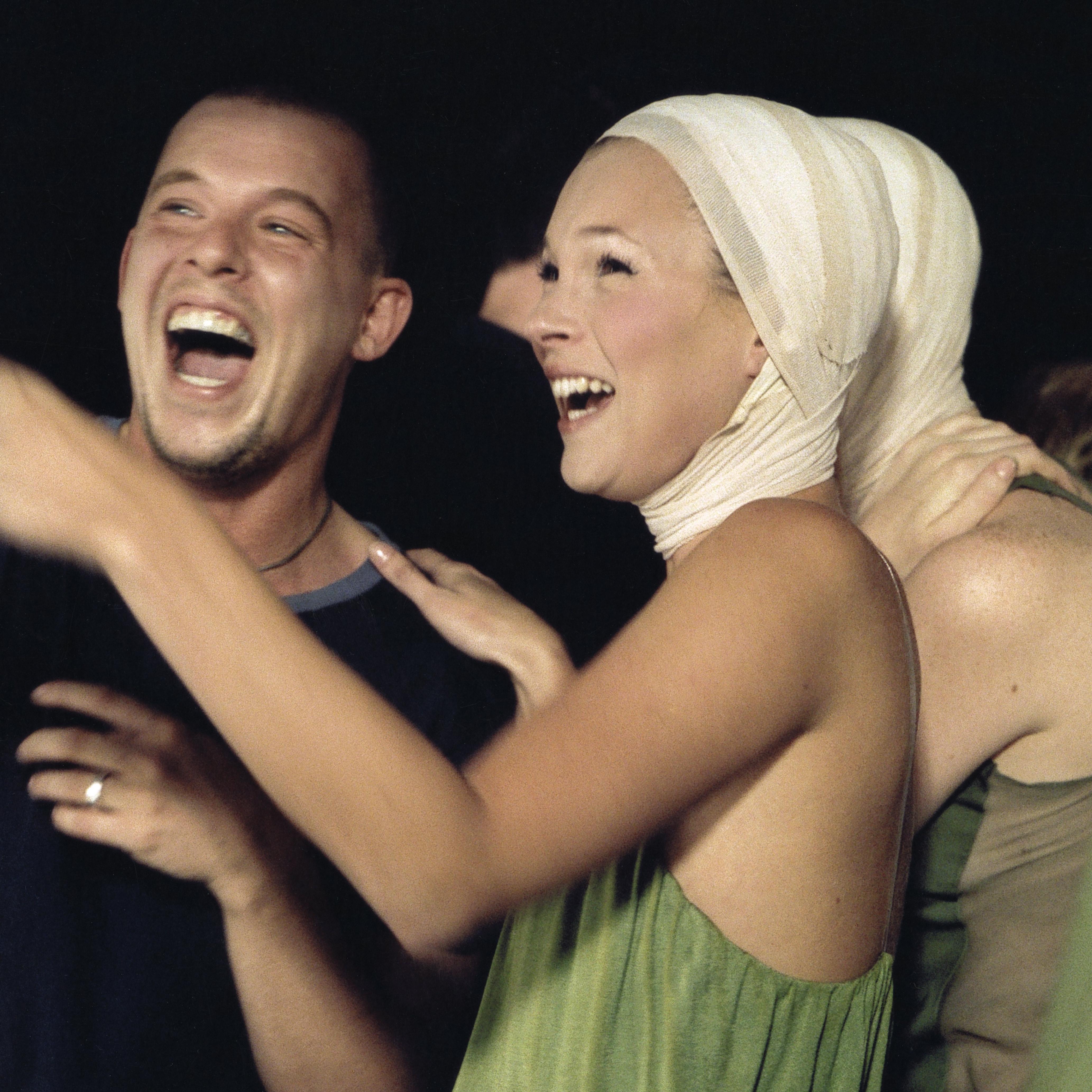 Alexander McQueen and Kate Moss