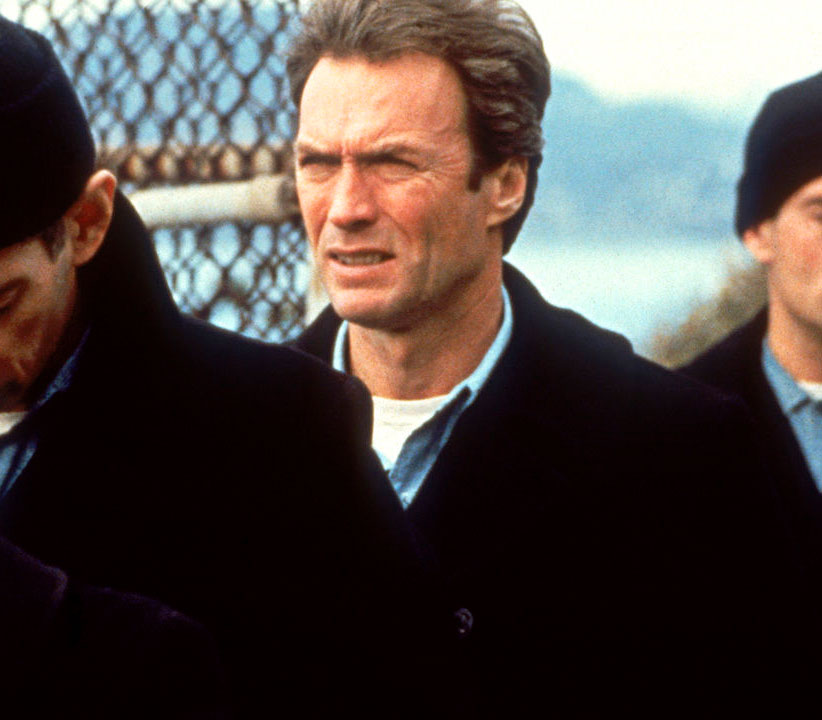 Clint Eastwood bides his time in <em>Escape from Alcatraz</em>