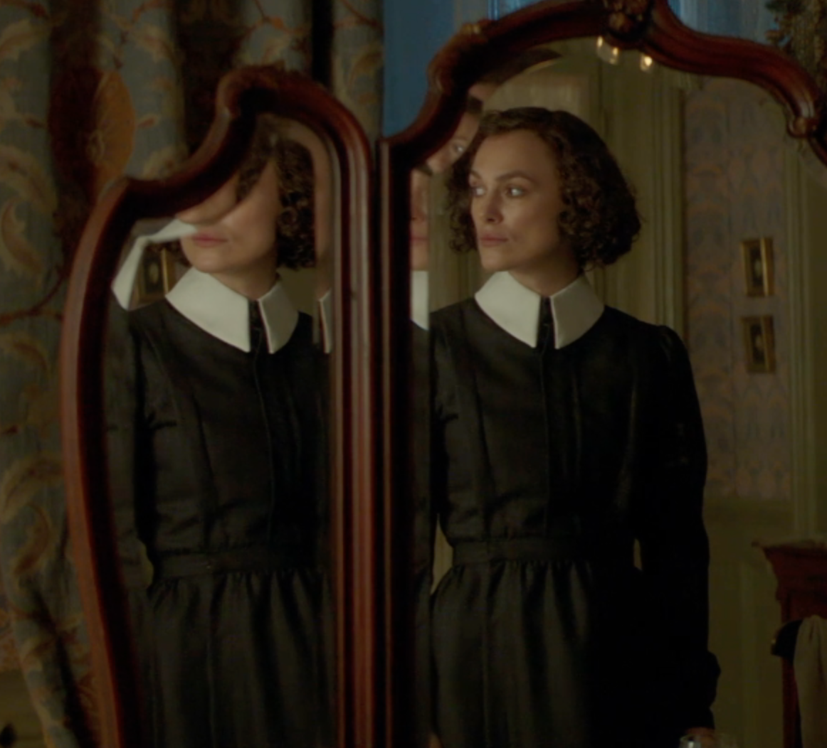 "Keira Knightley as Colette in the infamous ""Claudine Dress"""