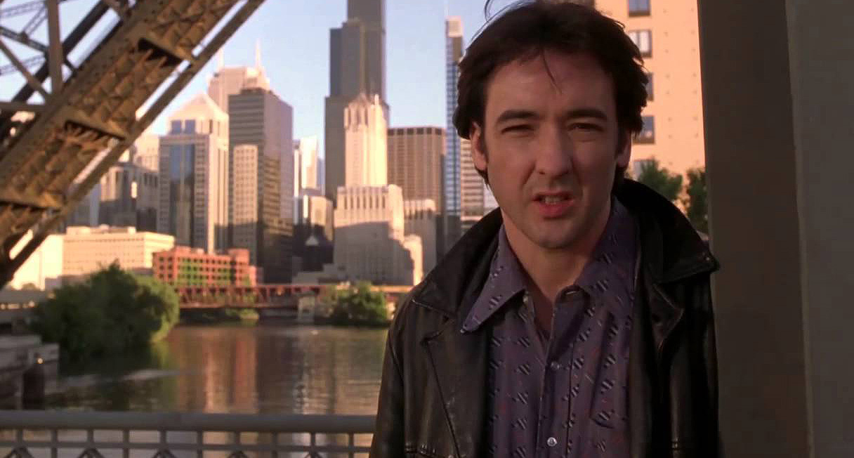 John Cusack in <em>High Fidelity</em>