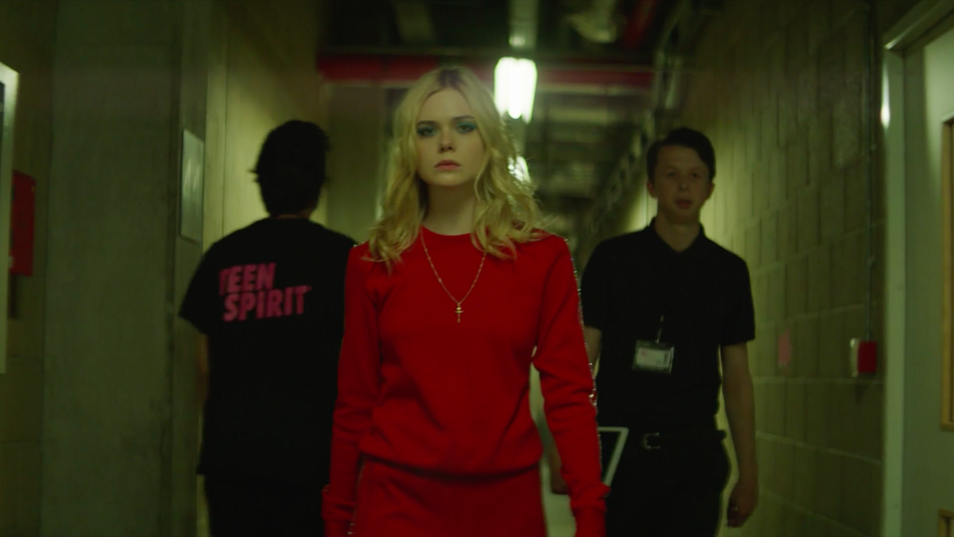 Elle Fanning in <em>Teen Spirit</em>