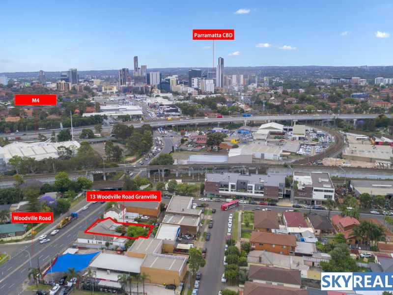 Zoned B6 – A Rare & Exciting Opportunity