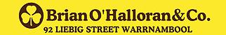 Brian O'Halloran & Co