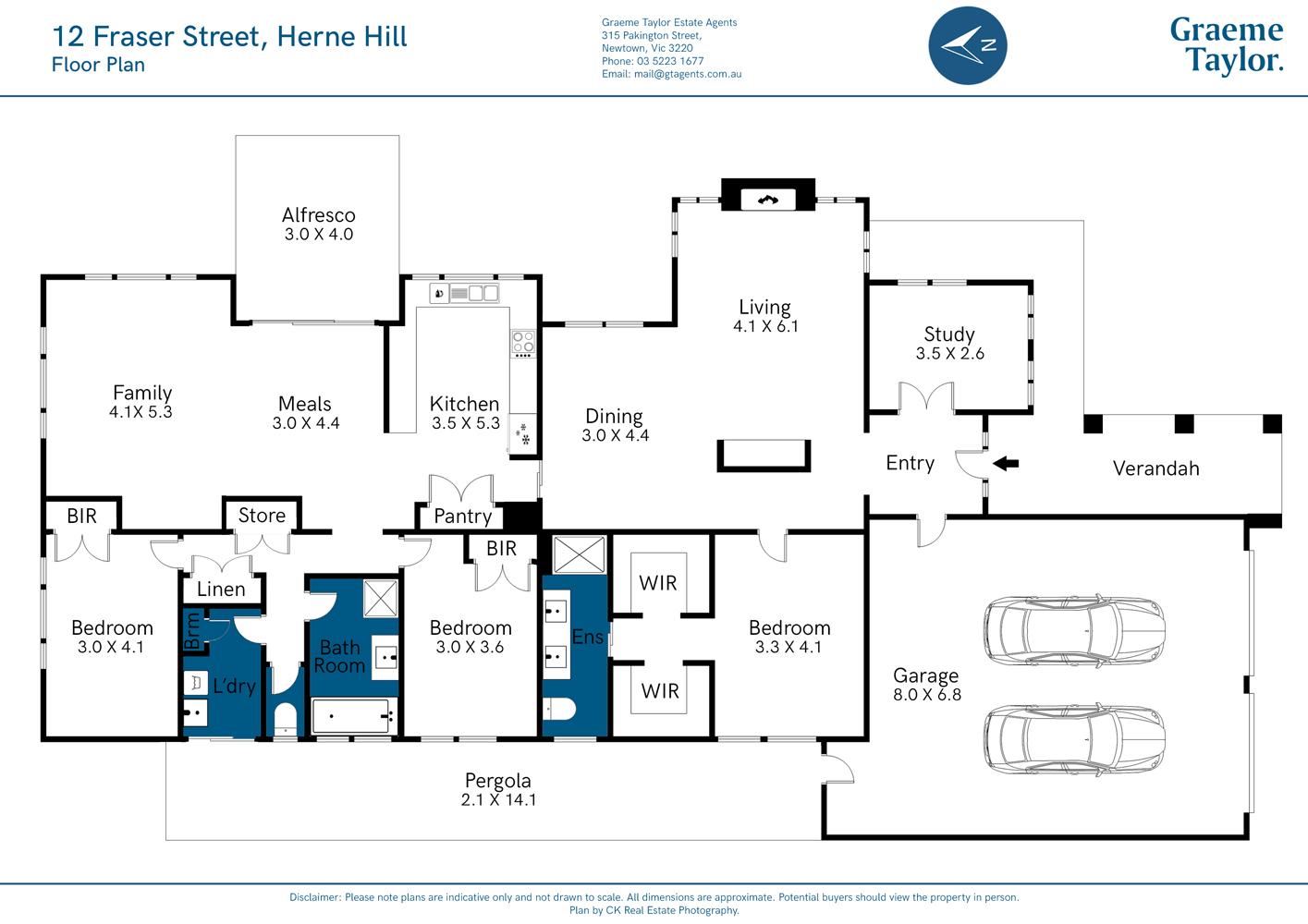 12 Fraser Street, Herne Hill