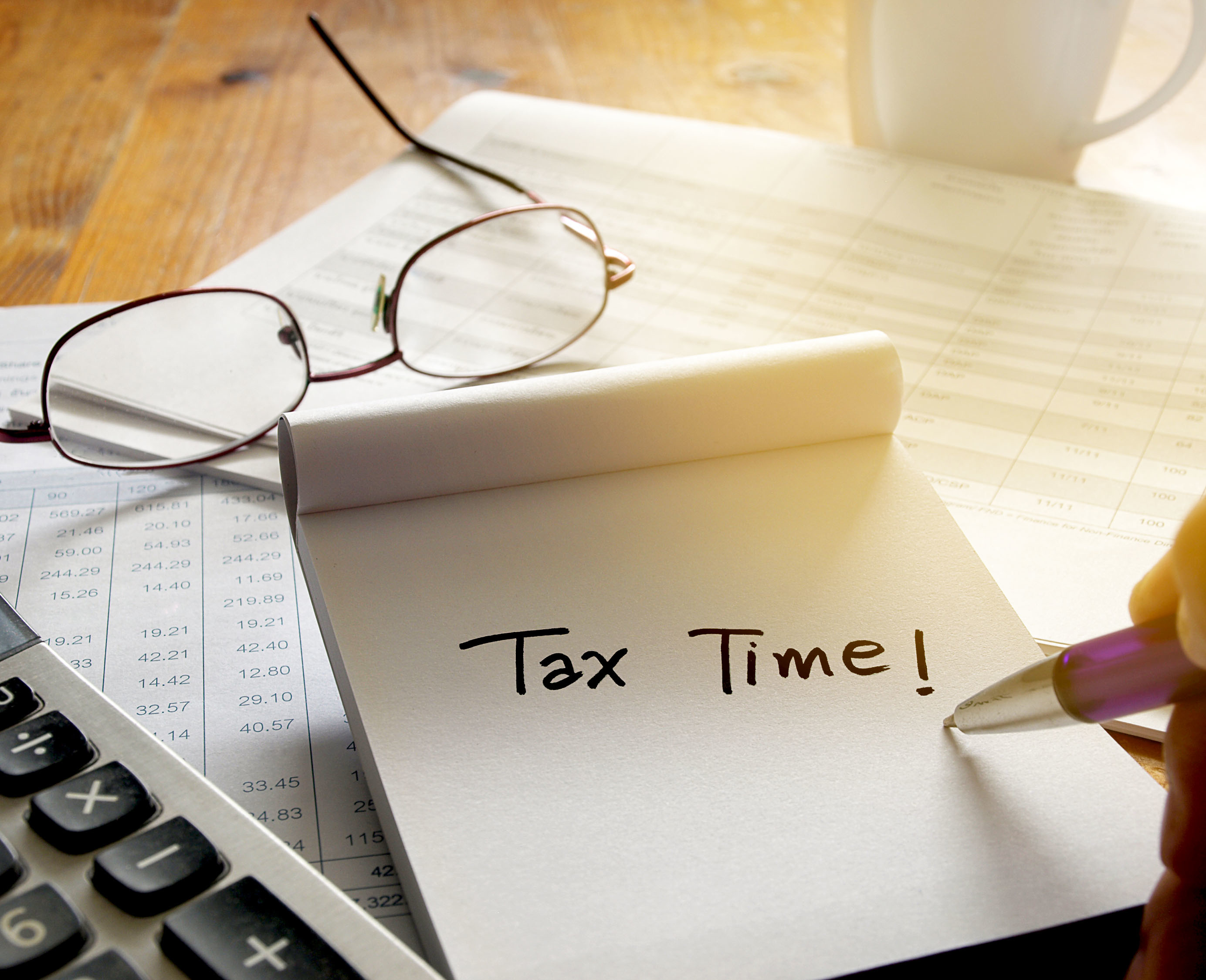 ATO Tax Time - 30 June Is Fast Approaching Deductions Checklist