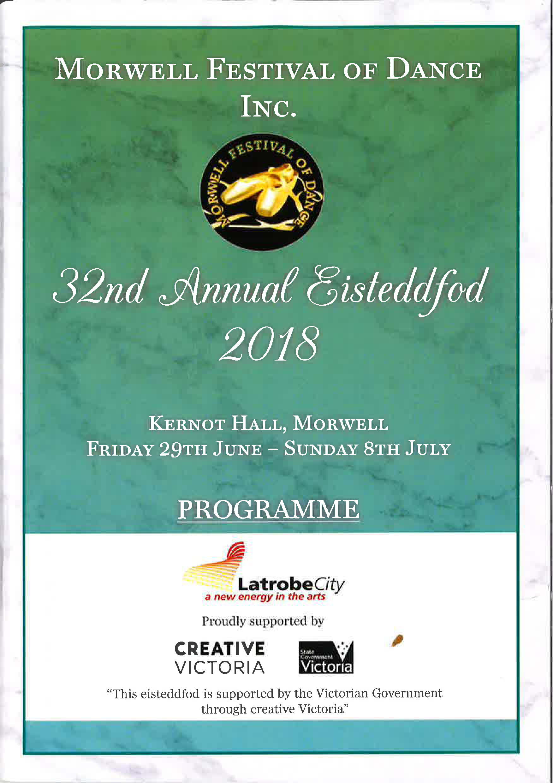 Morwell Festival of Dance
