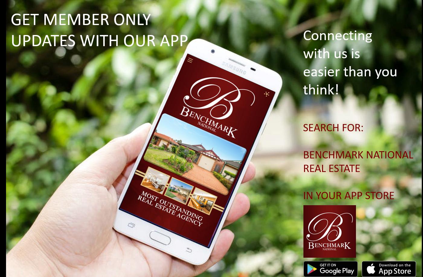 Benchmark Mobile App