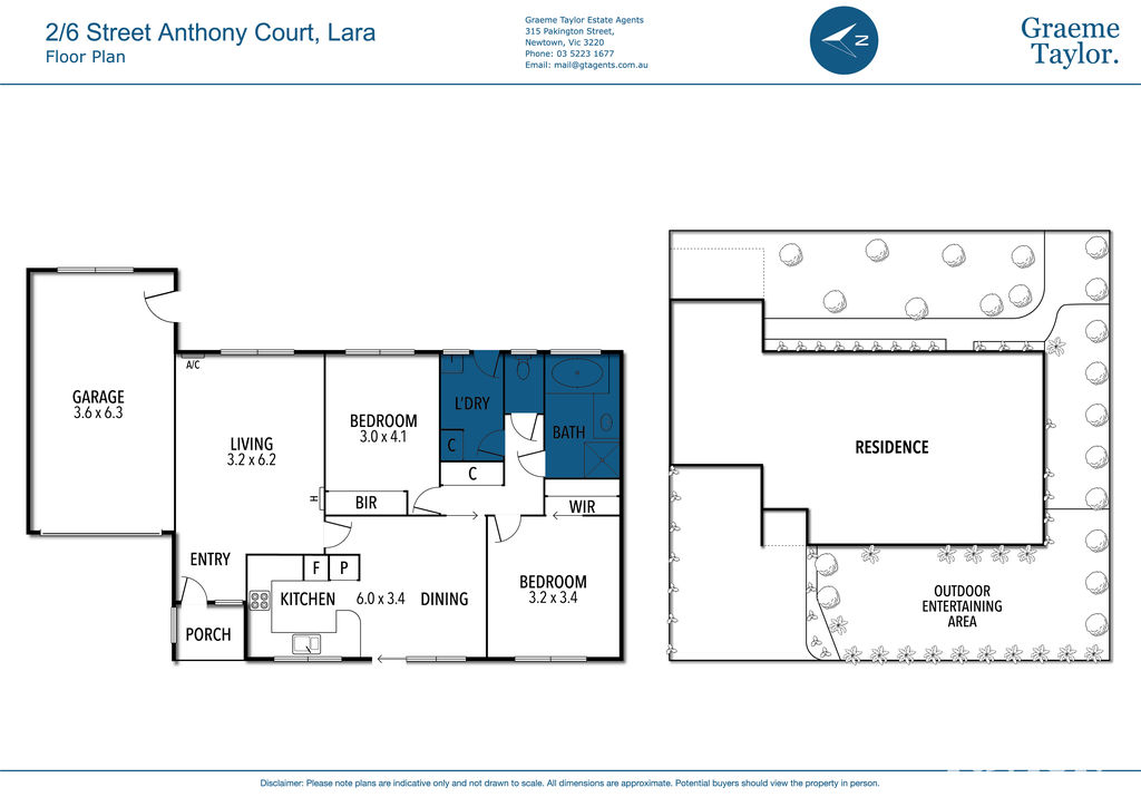 1 & 2 / 6 St Anthony Court, Lara