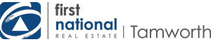 First National Real Estate Tamworth logo