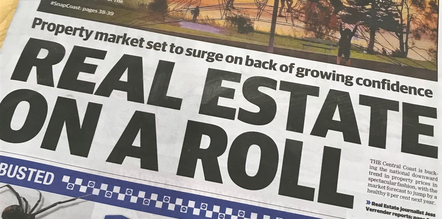Market Confidence in the Central Coast