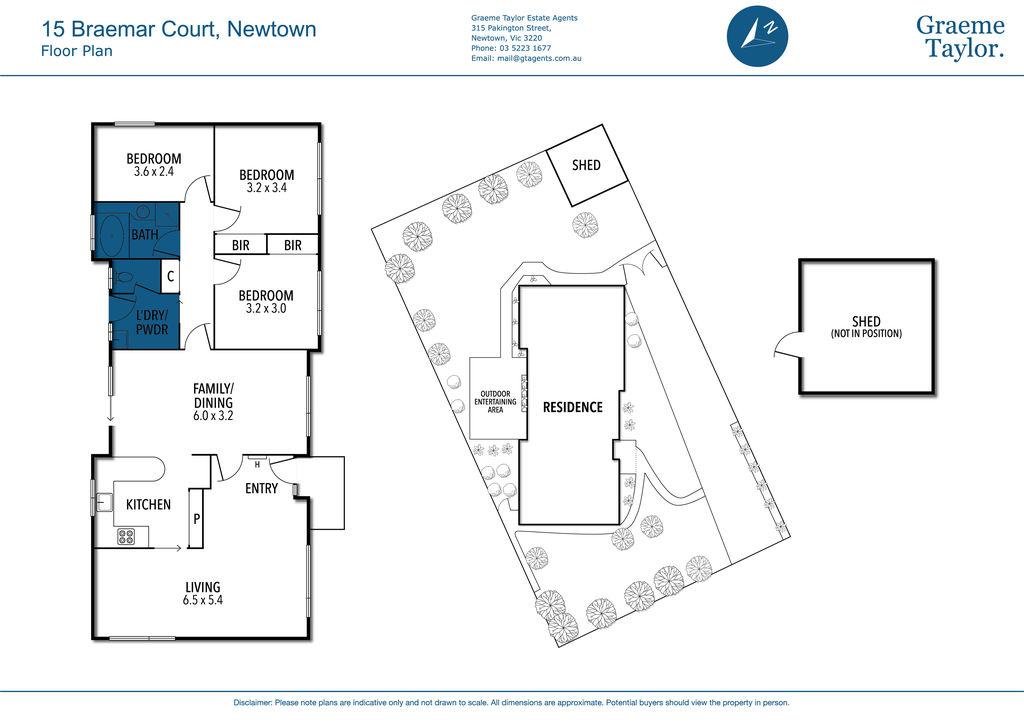 15 Braemar Court, Newtown
