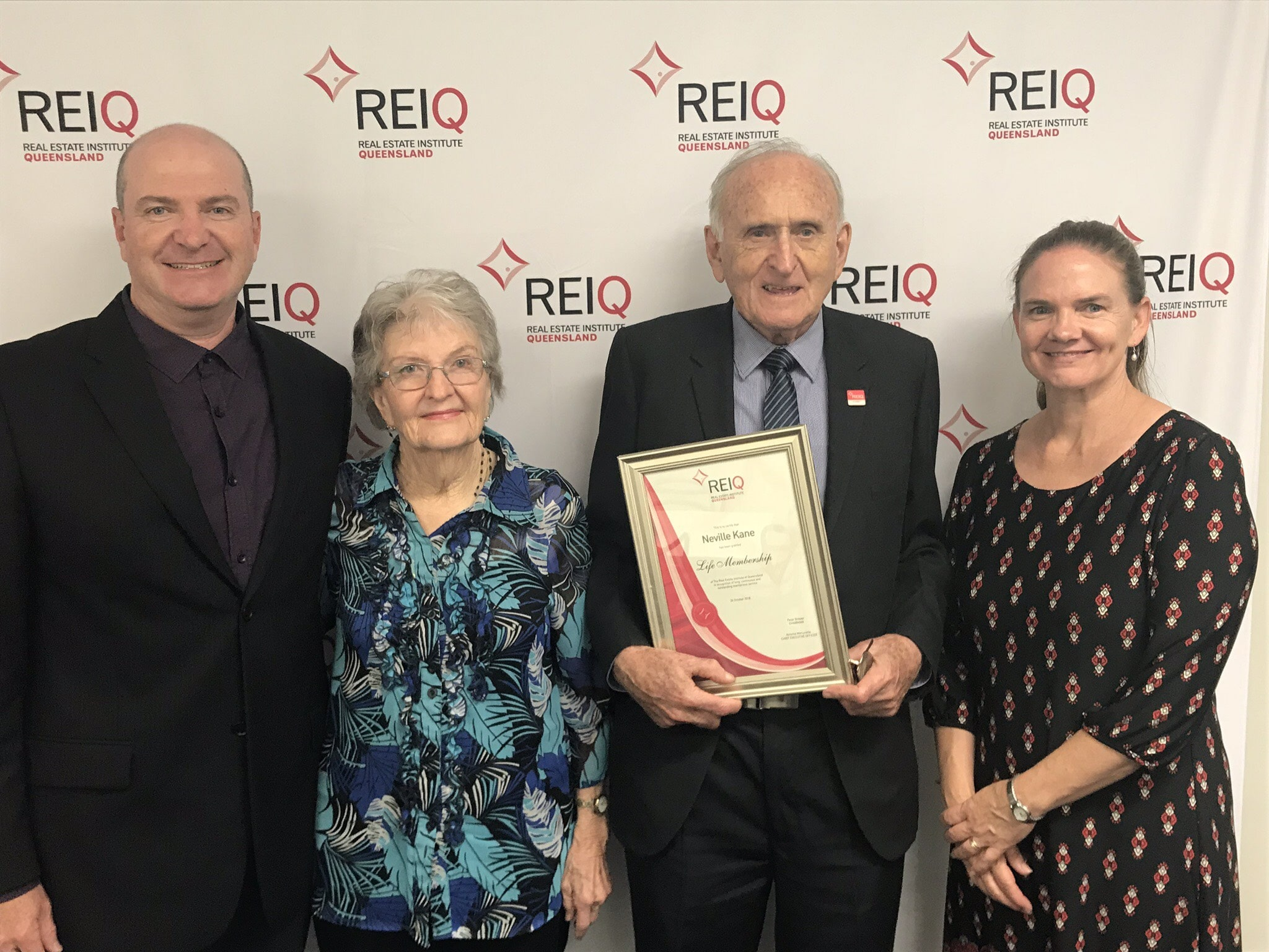 REIQ Life Membership