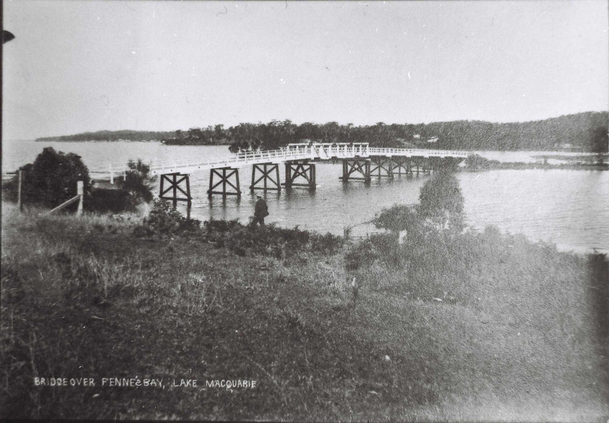 Fennell Bay History