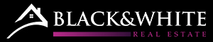 Black & White Real Estate logo