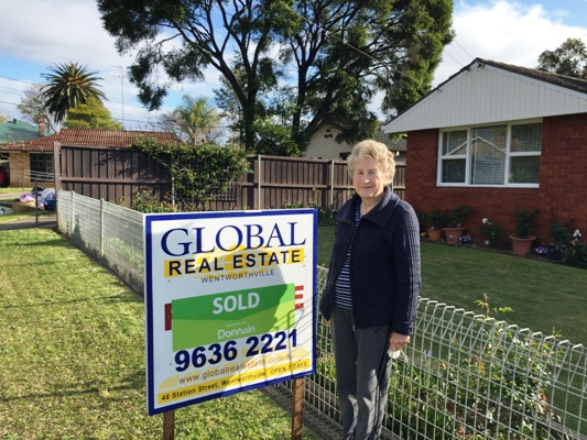 Thank You Global Real Estate