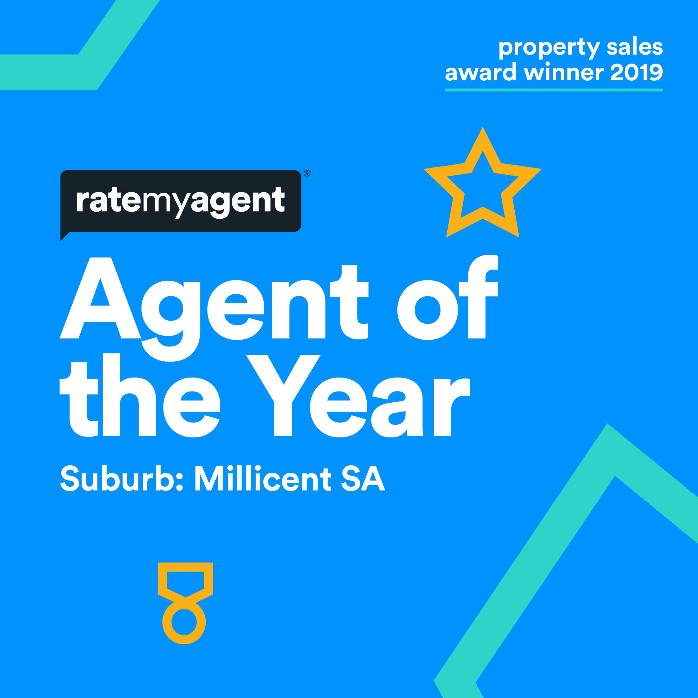 RateMyAgent Award Winners!