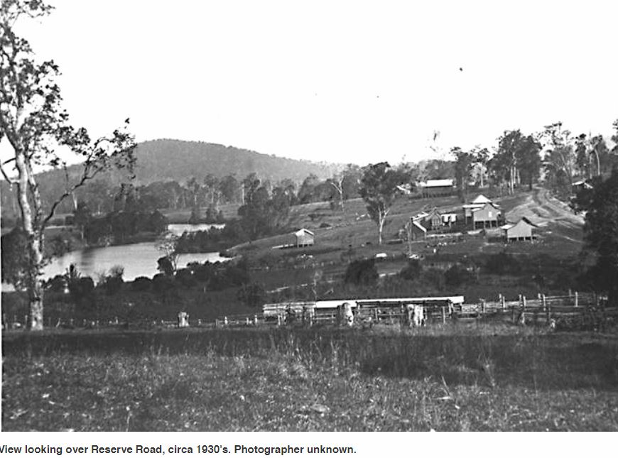 Local History: Coomera and Upper Coomera