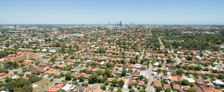 Perth's top suburbs defying the real estate downturn