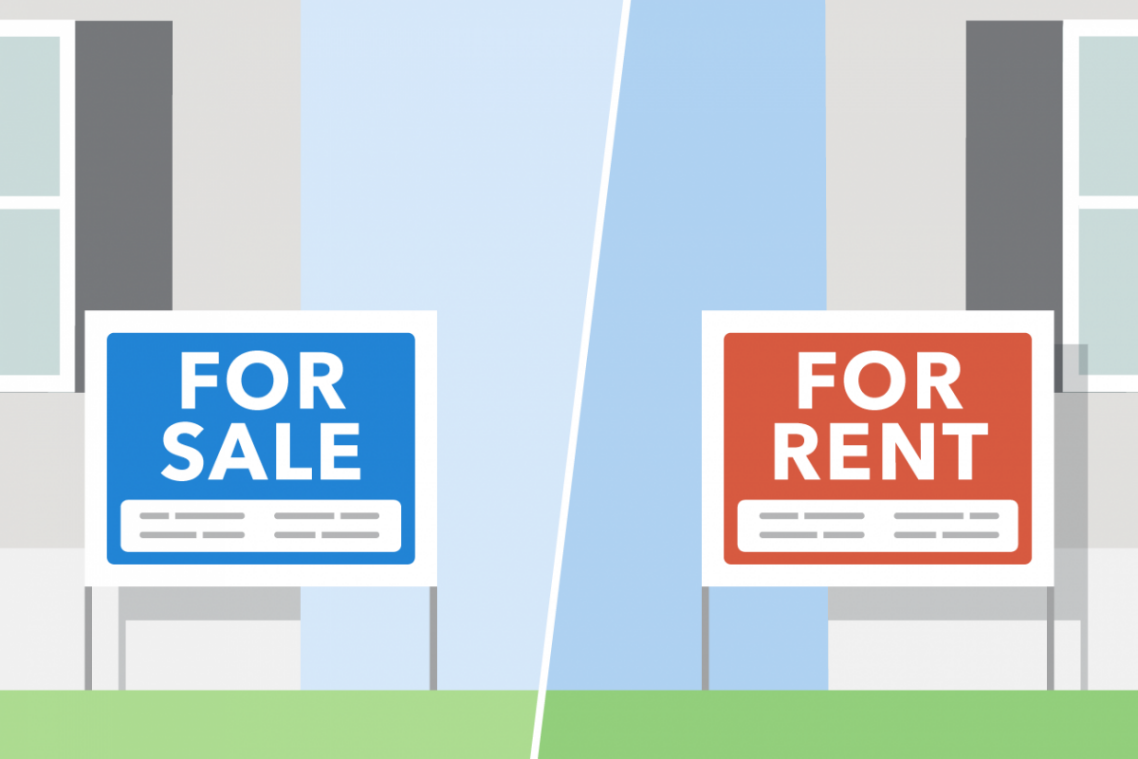 The case for renting over buying