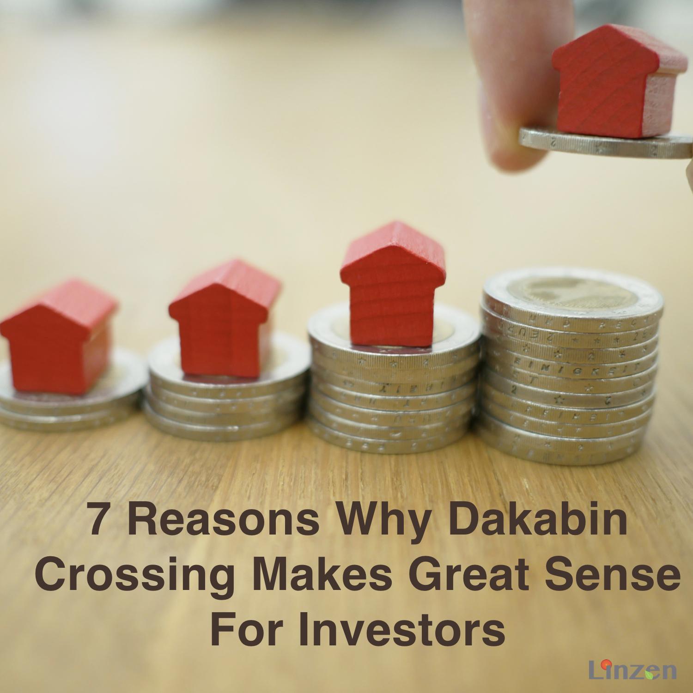 7 Reasons Why Dakabin Crossing Makes Great Sense For Investors