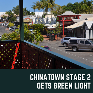 Chinatown Stage Two gets green light