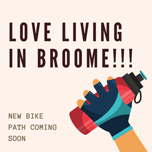 Broome's Getting a Bike Park
