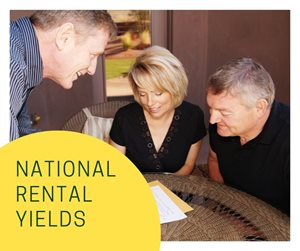National Rental Yields