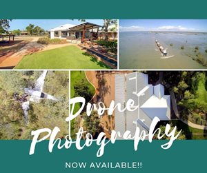 Drone Photography Now Available