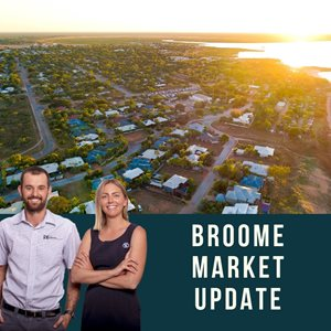 What's Happening in the Broome Market?